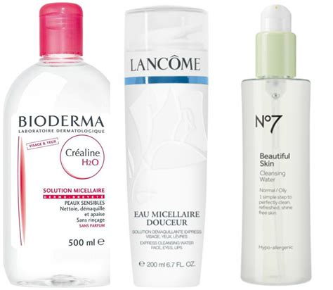 Lancome Eau Micellaire Douceur 200ml five micellar waters to cleanse away your day beaut ie
