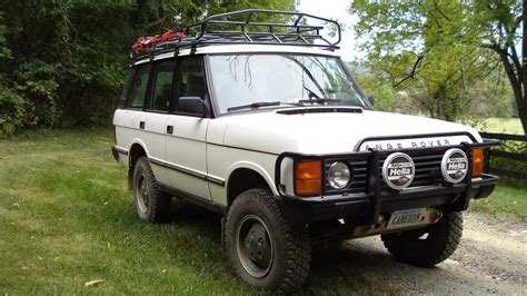 land rover classic lifted land rover discovery classic technical details history
