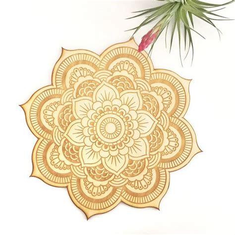 Wallpaper Stiker Motif Yellow Colour Flower Ukuran 45 Cm X 10 M 17 migliori idee su mandala floreale su