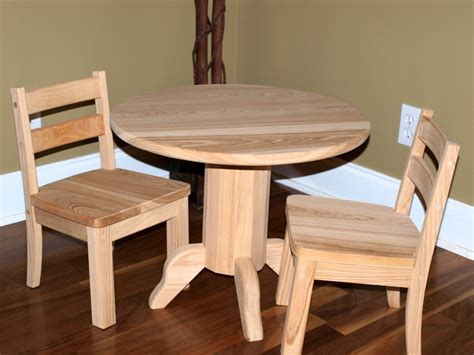 unfinished childrens table and chairs childrens table and chair set wonderful blue