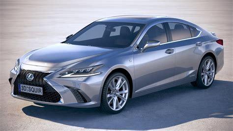 2019 Lexus Availability by Lexus Es 2019