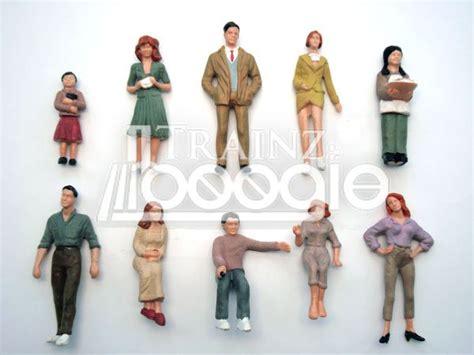 Figure Miniatur 01 1 G 25 Escala Figuras En Miniatura De Los Trenes De