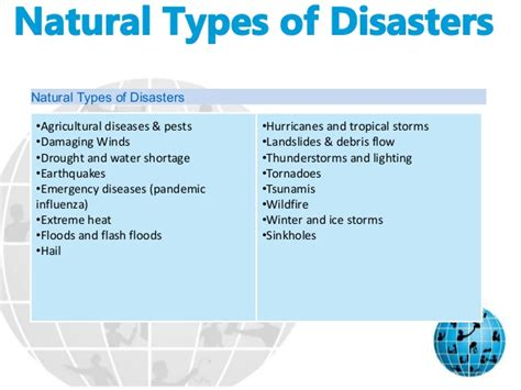 chart reveals what natural disaster is most likely to kill types of disasters pictures to pin on pinterest pinsdaddy
