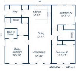 Floor Plans For Building A House by Metal Building House Plans Our Steel Home Floor Plans