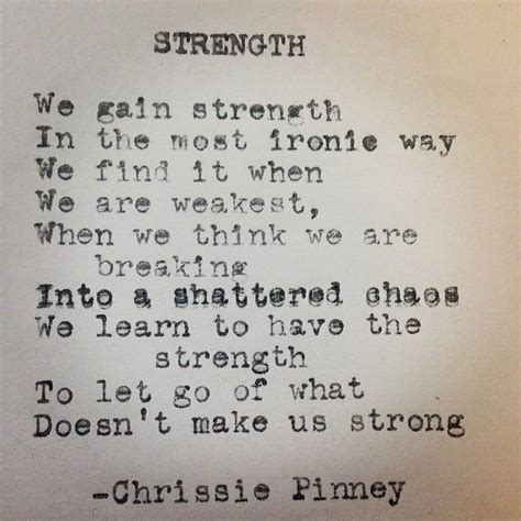Search For Strength poem about strength search poems