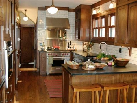 1000 ideas about narrow kitchen island on