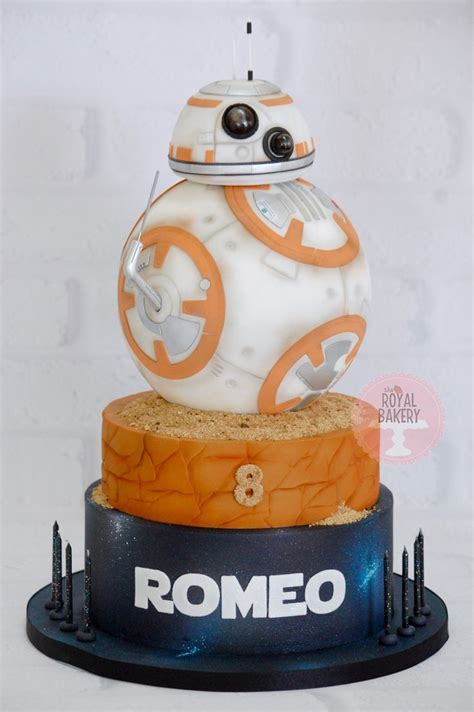 bb8 star wars cake 17 best images about the royal bakery on pinterest
