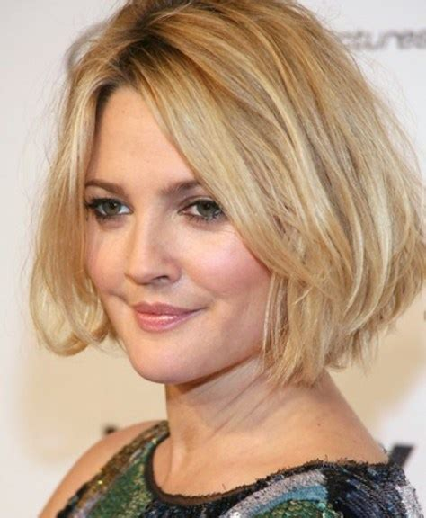 most flattering hair bang length 50 most flattering hairstyles for round faces fave