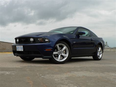 10 mustang gt the goods sports coupes leblanc s six