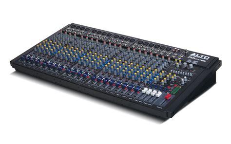 table de mixage alto professional zmx series gt zmx244fx usb