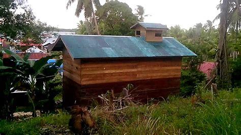 membuat rumah walet dari kayu walet rumah walet low budget youtube