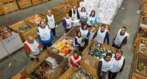 banco de alimentos llama a tu solidaridad