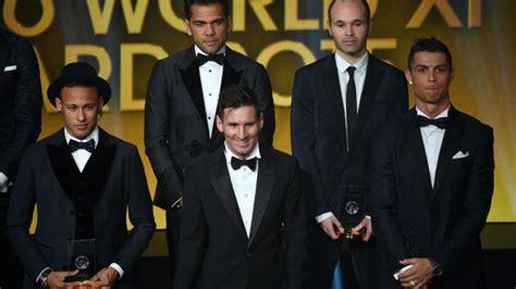 01 Messi Kemeja ballon d or 2015 ada yang berbeda dari lionel messi dunia bola