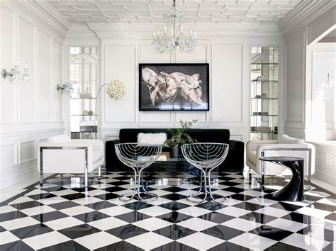 Simple Remodel: Chess Floors Can Change the Game