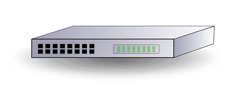 Switch Network clipart network switch
