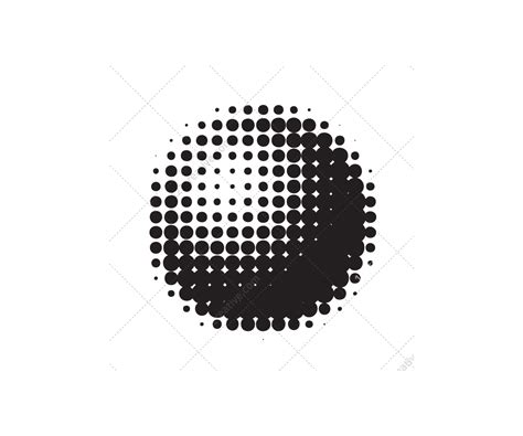 design elements vector pack halftone graphic elements and shapes vector pack