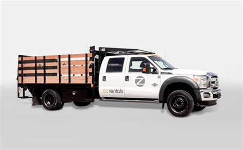 stake bed truck rental stake beds zio rentals