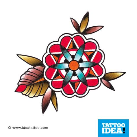 tatoo fiore fiori gallery disegni