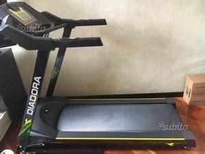 tappeto elettrico diadora tapis roulant tappeto diadora jet 2 0 el plus posot class