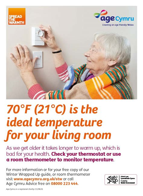 what is the ideal room temperature for a baby age cymru 166 winter health resources
