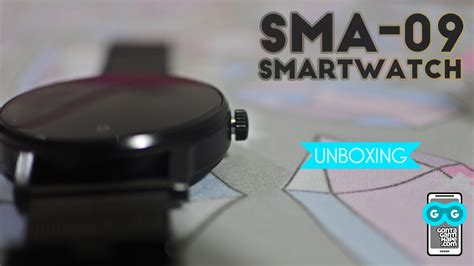 Smartwatch Sma 09 duel smartwatch part 1 unboxing smartwatch sma 09 yang casual