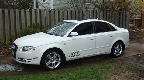 2006 Audi A4 ohood 2006 audi a4 specs photos modification info at