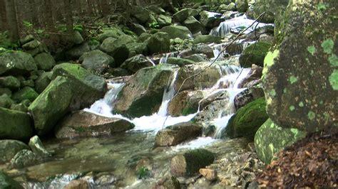 hd video  flowing water  wallpaper waterfall
