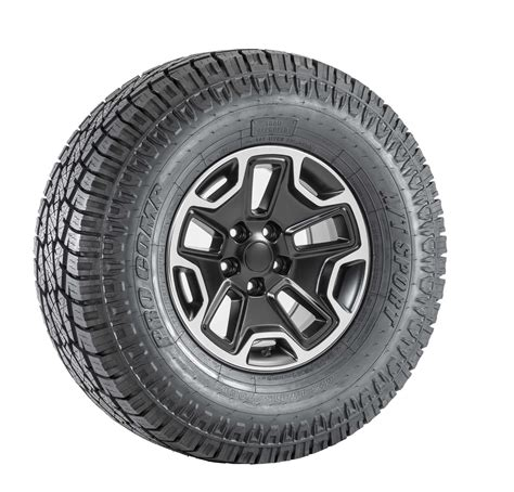Jeep Wrangler Tire And Wheel Combo Quadratec 174 Hardrock Mount Balance Wheel And Tire Combo