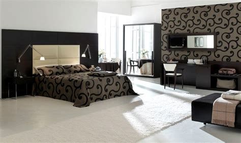 stylish bedroom wallpaper modern bedroom wallpaper 4 picture enhancedhomes org