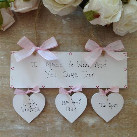 Handmade Baptism Gifts - 1000 images about personalised christening baby gifts