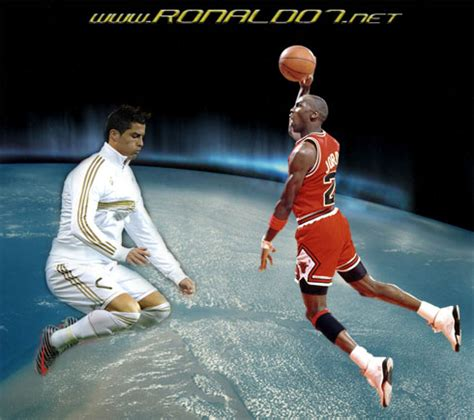 michael jordan biography in spanish to 241 ito quot cristiano ronaldo is football s michael jordan quot