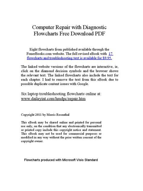 computer repair with diagnostic flowcharts computer repair with diagnostic flowcharts modem bios