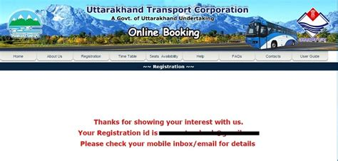 uttarakhand bus ticket booking   book  bus ticket