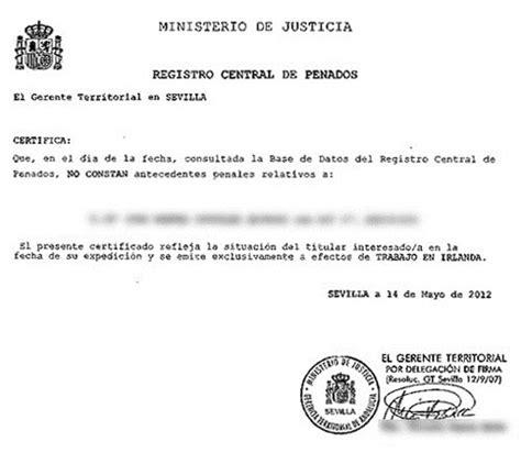 solicitar certificado que acredite la titularidad de la cuenta bancaria certificado de antecedentes penales diario de un londinense