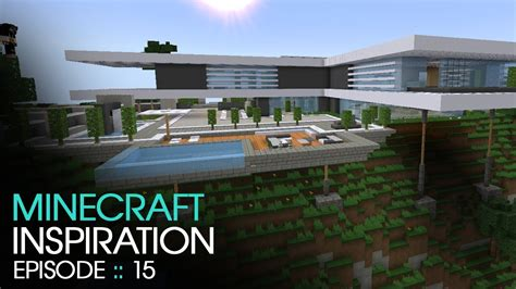 minecraft modern house 1 inspiration w keralis youtube minecraft modern mountain house inspiration w