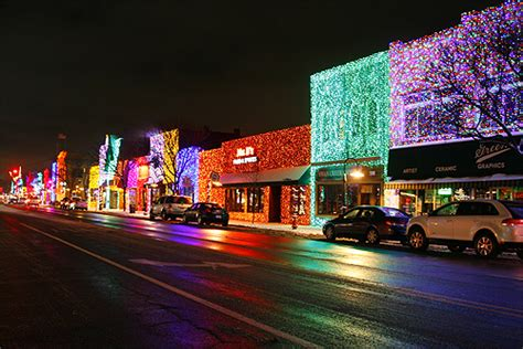 rochester michigan xmas lighting rochester lights rochester michigan parade decem flickr