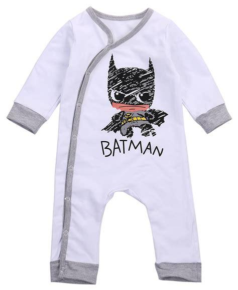 Kaos Batman 8 Boy Clothing 2 styles newborn baby boy autumn batman