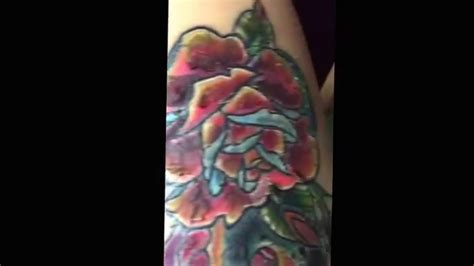 tattoo care third day 100 tattoo scabbing aftercare causes healing what