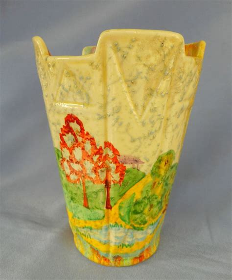Clarice Cliff Vase Shapes by 1000 Images About Clarice Cliff On Pottery