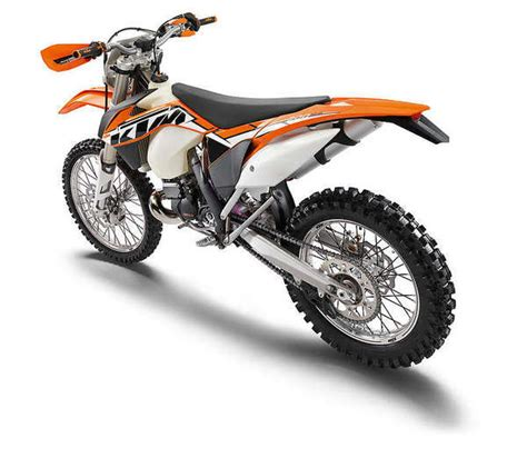 Ktm 200r 2013 Ktm 200 Xc W Review Top Speed