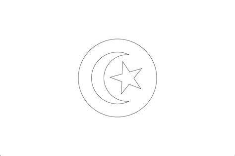 Tunisia Flag Coloring Page world flags coloring sheets 7