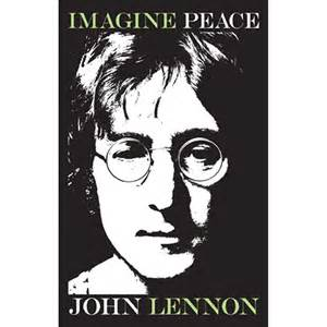 Bob Marley Wall Stickers beatles john lennon black and white imagine blacklight