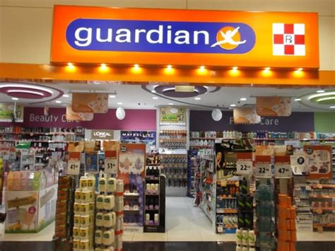 Pharmacy Singapore by Guardian Pharmacies 21 Tines Drive 2
