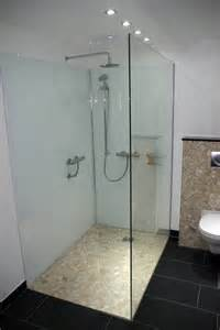 dusche statt fliesen dusch sanierung
