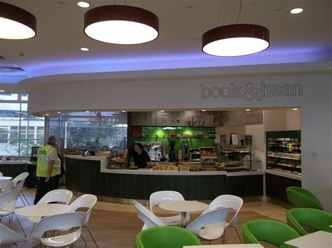 Commercial Kitchen Design Consultants cafe refurbishment at university of brighton