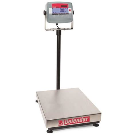 600 lb bench ohaus d31p300bx defender 3000 bench scale 600 lb x 0 1 ib