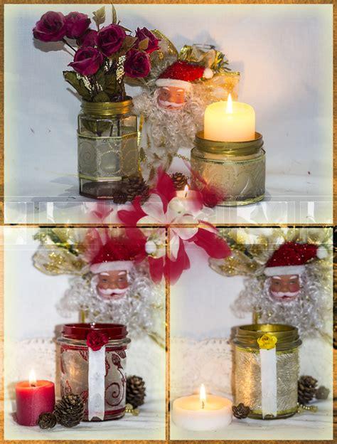 christmas decorated jars by kamoondna on deviantart