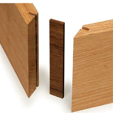 degree in woodworking best way to execute an edge miter joint for plywood