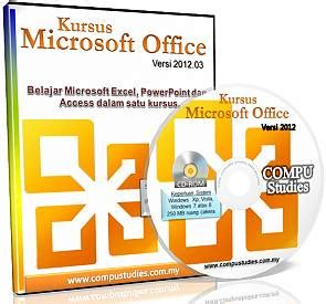 Kursus Microsoft Office sijil microsoft compu studies