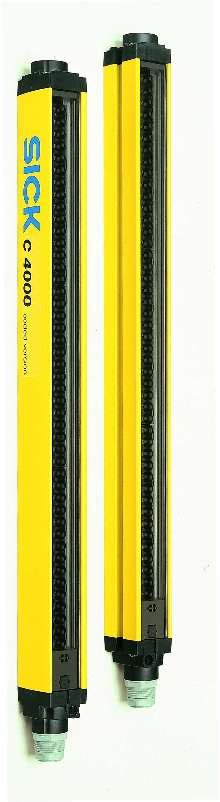 safety curtains safety light curtain offers protective heights from 12 72 in